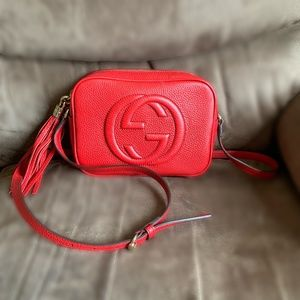 Gucci Bags - Gucci Soho Leather Disco Bag